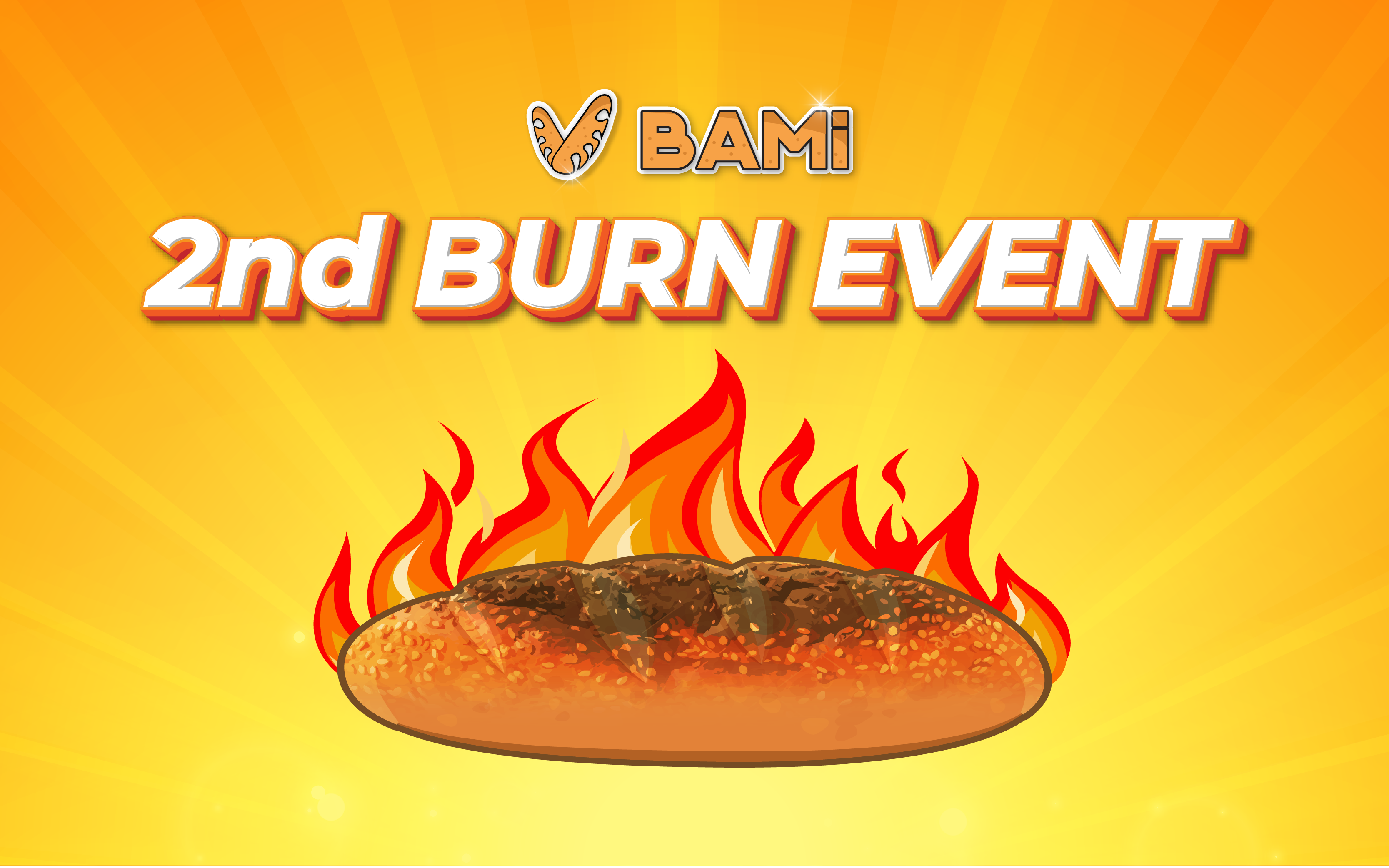Thông báo: 4,6 triệu BAMI đã được đốt