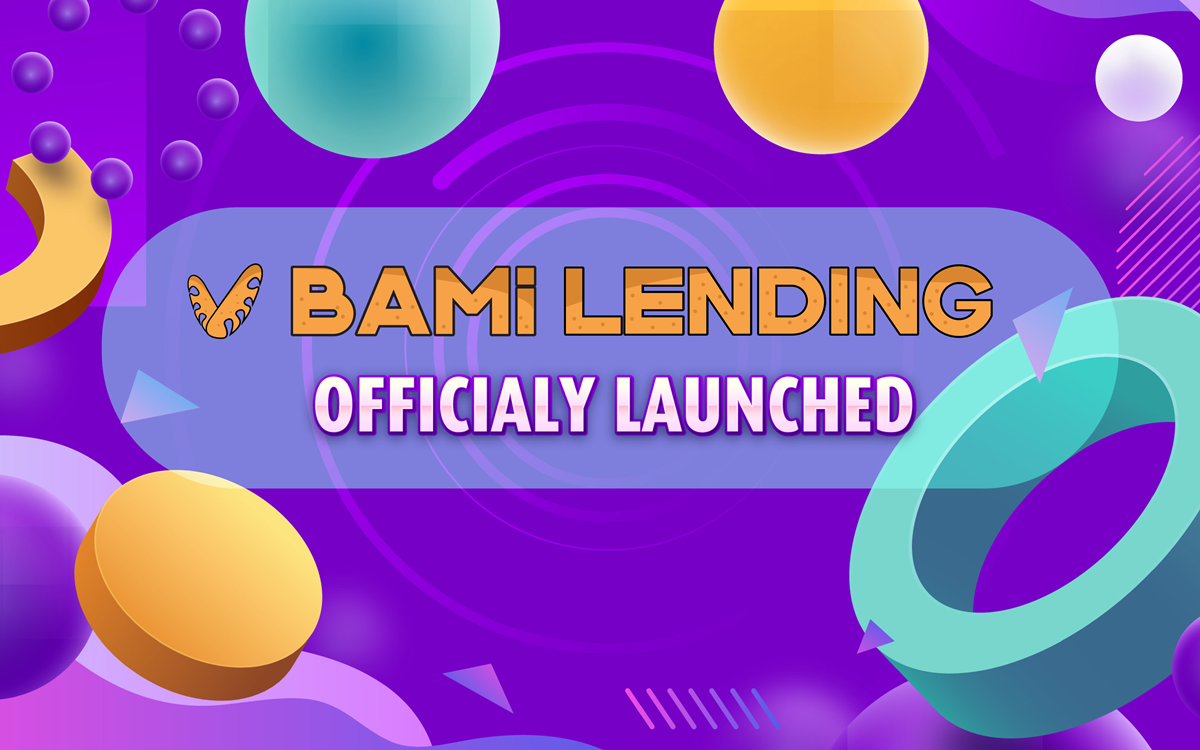 Thông báo: Mở tính năng Bami Lending!